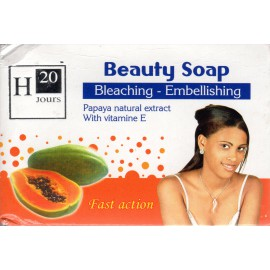 H20 Jours Bleaching Embellishing Beauty Soap
