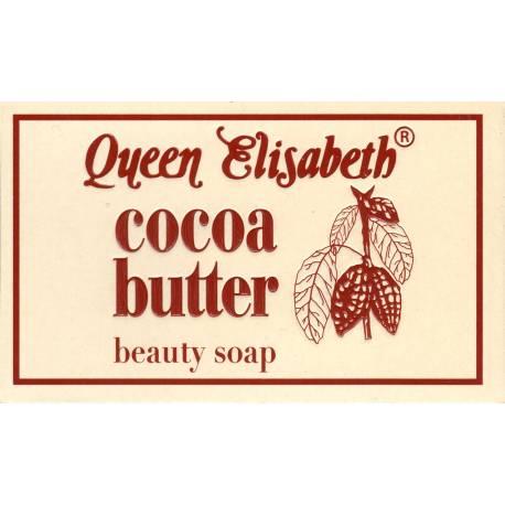 queen elisabeth cocoa butter savon de beauté