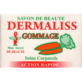 Dermaliss Beauty Soap gumming Fast Action