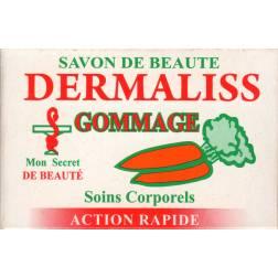 Dermaliss  savon de beauté gommage action rapide