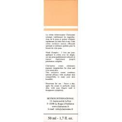 Clairissime Whitening cream with Ubiquinone