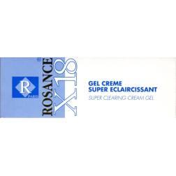 Rosance X18 Gel crème super éclaircissant