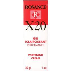 Rosance X20 Gel éclaircissant