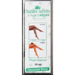Nature Secrète lotion with argan oil