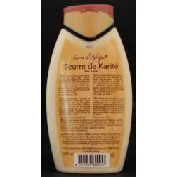 Secret d'Afrique Shea Butter Lotion - hand and body