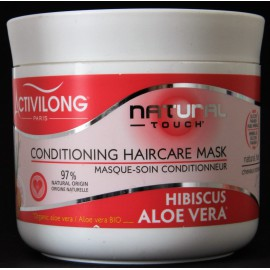 Activilong Hibiscus & Aloe Vera Conditioning haircare mask