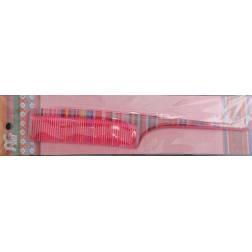 Multicolour tail comb