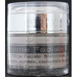Créme faciale blanchisseur parfait - Facial cream perfect whitener