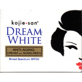 Kojie San Dream White Anti-Aging cream with sunscreen