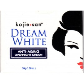 Kojie San Dream White Anti-Aging overnight cream