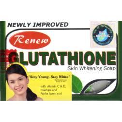 Renew Glutathione savon éclaircissant