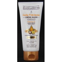 Evoluderm Huile Précieuse Crème mains hydratante