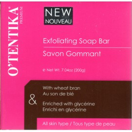 O'Tentika Exfoliating Soap Bar