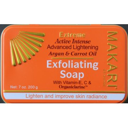 makari de suisse extrême savon exfoliant