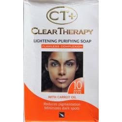 CT+ Clear Therapy savon clarifiant pureté à l'huile de carotte
