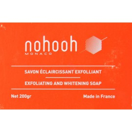 Nohooh Monaco exfoliating and whitening soap