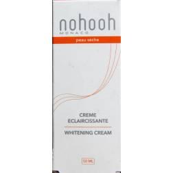 Nohooh Monaco whitening cream dry skin