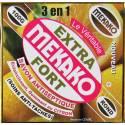 Mekako savon antiseptique extra fort 3 en 1 éclaircissant, gommant au citron