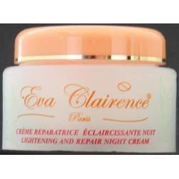 Eva Clairence crème réparatrice éclaircissante nuit