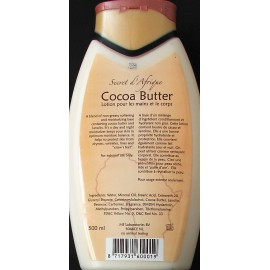 secret d'afrique cocoa butter