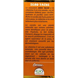 Zero Spot with carrot extracts and Vitamin E