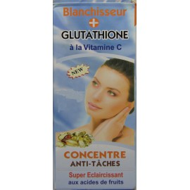 Glutathione with Vitamin C concentrated anti-spot