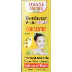 Tisane Jaune Bonheur White concentrated Phase 1