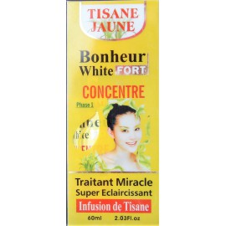 Tisane Jaune Bonheur White Fort Concentré phase 1