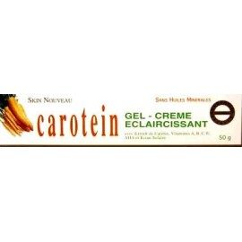 Carotein  Intensive toning gel-cream
