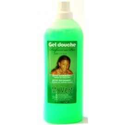 M VERT shower gel scented pine