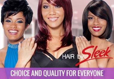 HAIR BY SLEEK
