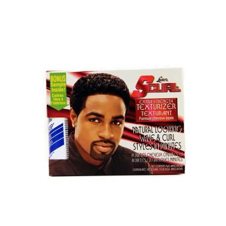 Texture cheveux Homme