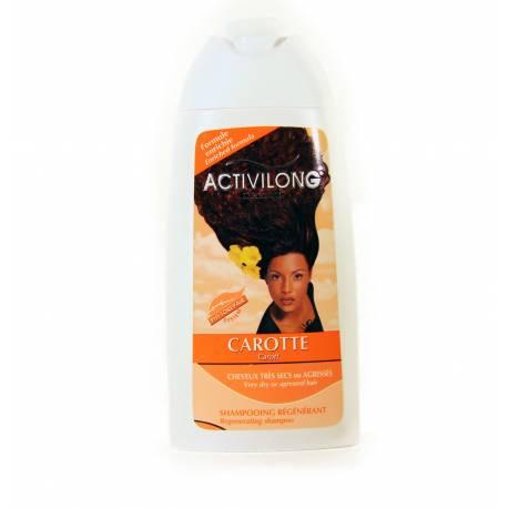 Shampooing Régénérant Carotte Activilong