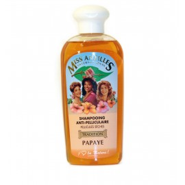 Miss Antilles PAPAYE - Anti-dandruff shampoo with papaya