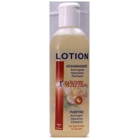 X-WHITE lotion assainissante
