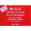 M. G. C EXTRA CLEAR  dermic soap