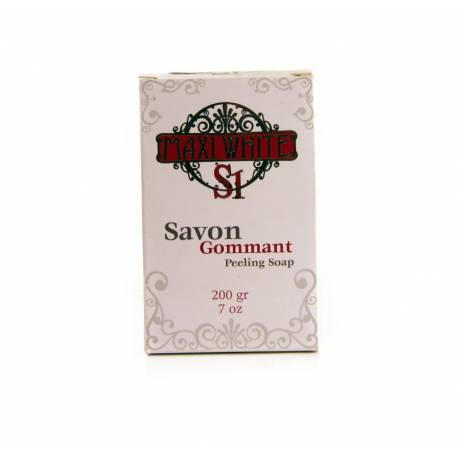 Savon Gommant Maxi White S1