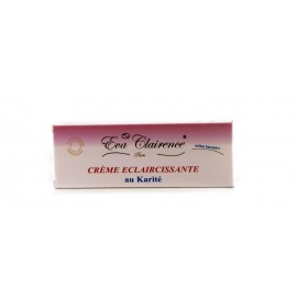 Eva Clairence lightening cream with Shea butter