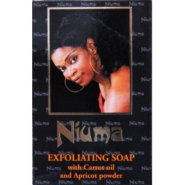 Niuma Exfoliating soap