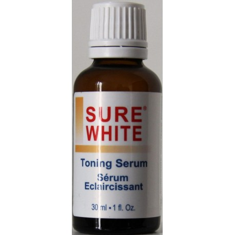 SURE WHITE - Sérum éclaircissant