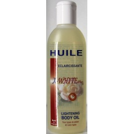 X-WHITE Plus lightening body oil