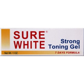 SURE WHITE - Gel intensif éclaircissant