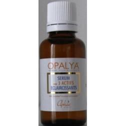 Opalya serum aux 3 actifs éclaircissants