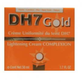 DH7 gold  Lightening cream COMPLEXION