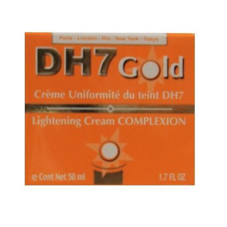 dh7 gold  Crème uniformitè du teint dh7