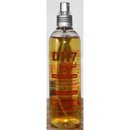 DH7 Gold Clarifying Lotion