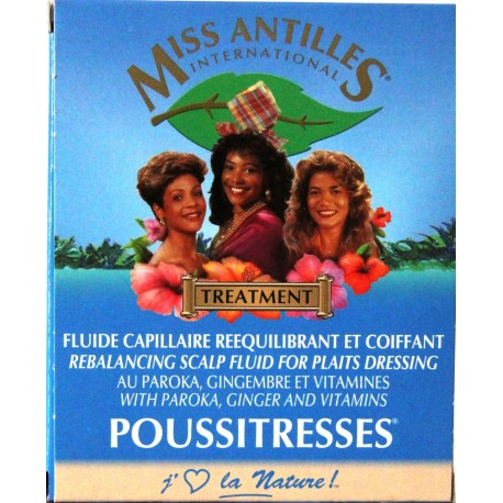 Miss Antilles International Poussitresses