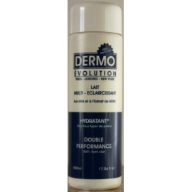 Dermo Evolution body milk - noni oil