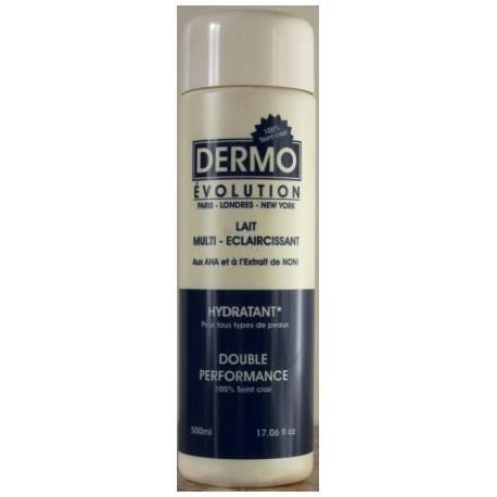 Dermo Evolution body milk - noni oil