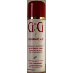 G&G Dynamiclair lait de beauté éclaircissant